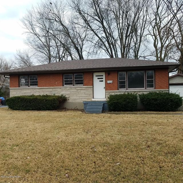 Single Family Home for Sale at 6346 Hunters Grove Road 6346 Hunters Grove Road Louisville, Kentucky 40216 United States