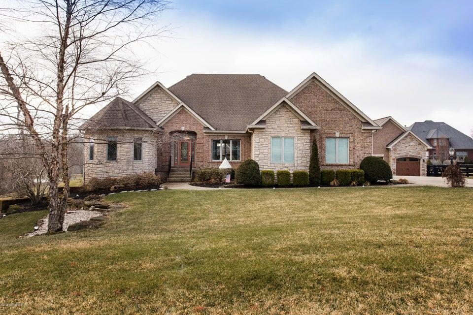 Single Family Home for Sale at 2606 Stonefield Lane 2606 Stonefield Lane La Grange, Kentucky 40031 United States