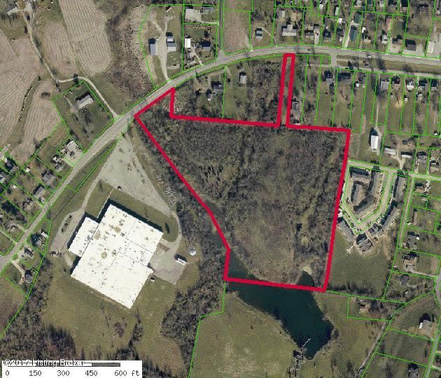 Land for Sale at 627 W Broadway 627 W Broadway Eminence, Kentucky 40019 United States