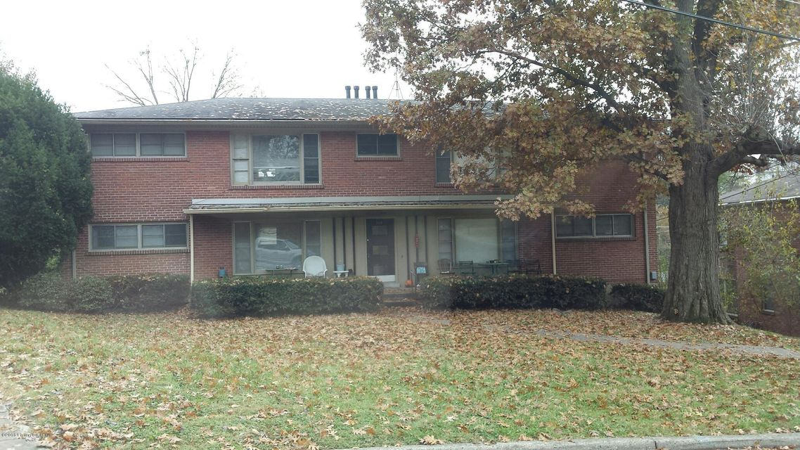 Single Family Home for Rent at 309 Ridgedale Road 309 Ridgedale Road Louisville, Kentucky 40206 United States