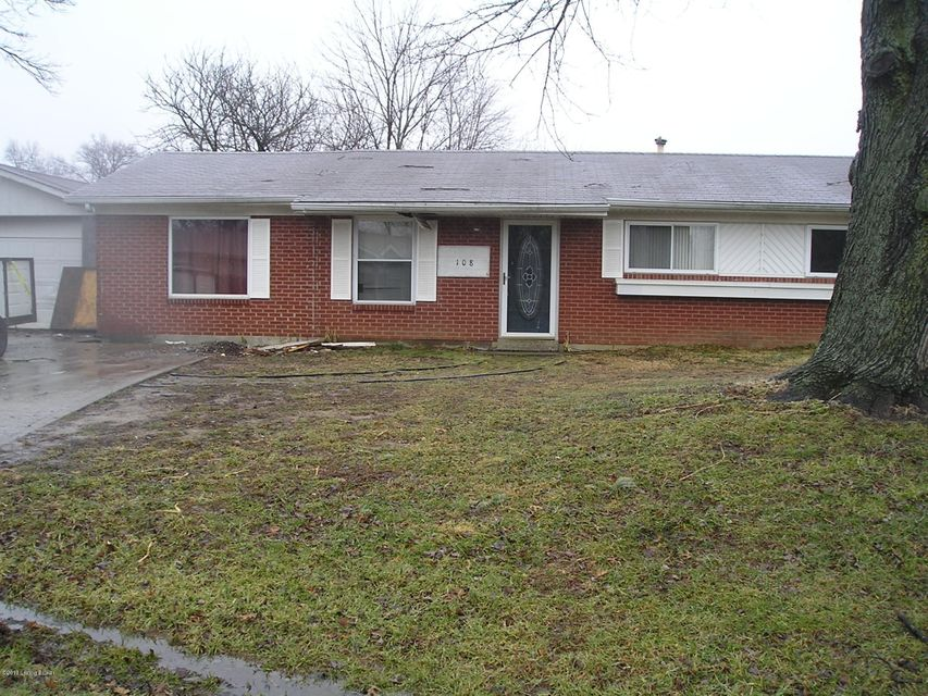 Single Family Home for Sale at 108 N circlecrest Drive 108 N circlecrest Drive Louisville, Kentucky 40229 United States
