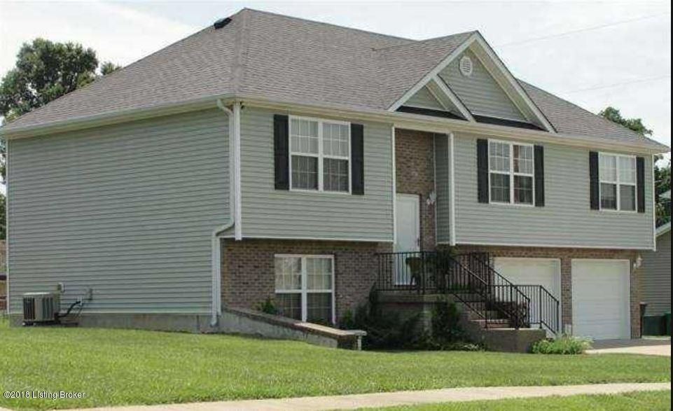 Single Family Home for Sale at 211 Seth Court 211 Seth Court Radcliff, Kentucky 40160 United States