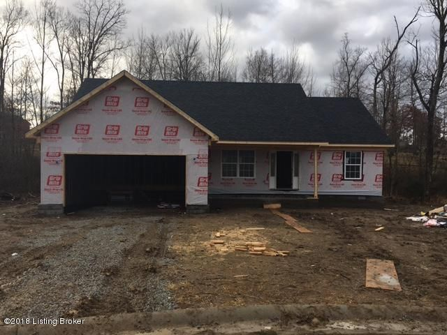 Single Family Home for Sale at 117 Pennyrile Drive 117 Pennyrile Drive Coxs Creek, Kentucky 40013 United States