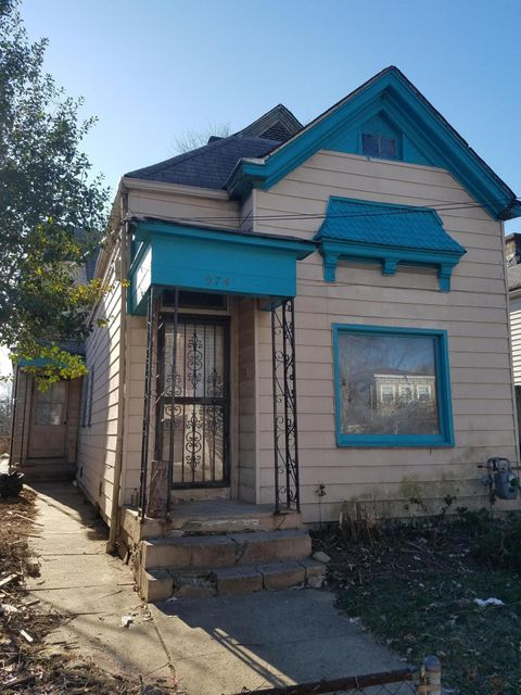 Single Family Home for Sale at 974 Goss Avenue 974 Goss Avenue Louisville, Kentucky 40217 United States