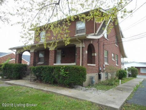Single Family Home for Rent at 4612 Greenwood Road 4612 Greenwood Road Louisville, Kentucky 40258 United States