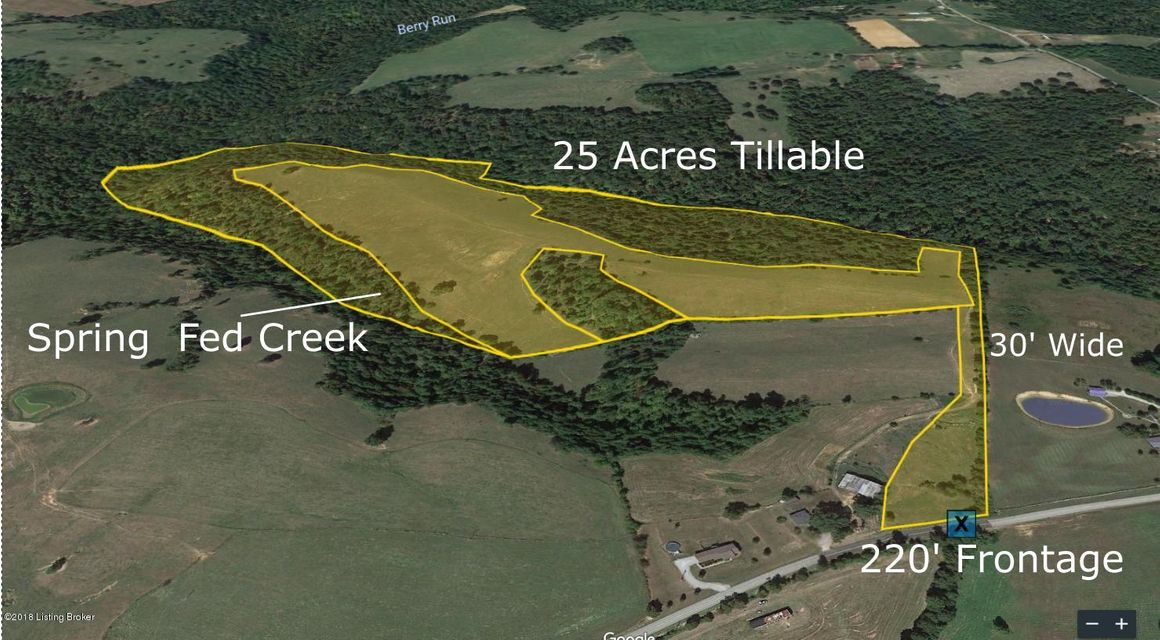 Land for Sale at 9284-B Millerstown 9284-B Millerstown Clarkson, Kentucky 42726 United States