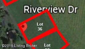 Land for Sale at Lot 36 Riverview Lot 36 Riverview Milton, Kentucky 40045 United States