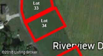 Land for Sale at Lot 34 Riverview Lot 34 Riverview Milton, Kentucky 40045 United States