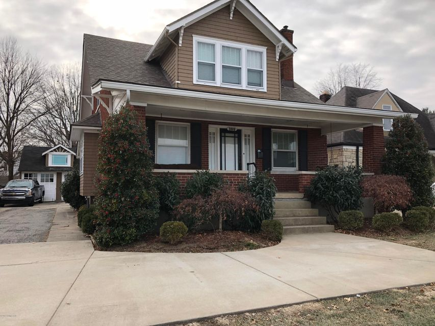 Single Family Home for Sale at 3006 Taylorsville Road 3006 Taylorsville Road Louisville, Kentucky 40205 United States