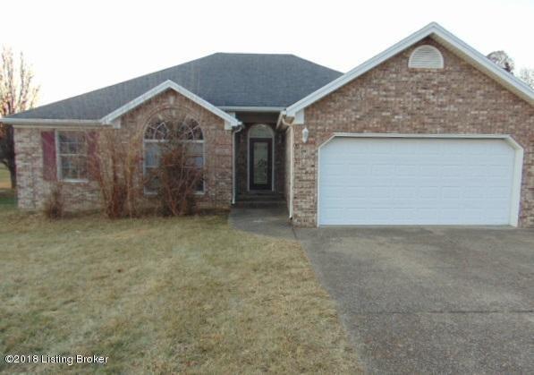 Single Family Home for Sale at 135 Birchwood Drive 135 Birchwood Drive Shepherdsville, Kentucky 40165 United States