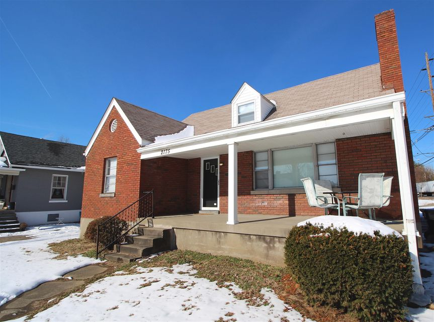 Single Family Home for Sale at 2175 Gladstone Avenue 2175 Gladstone Avenue Louisville, Kentucky 40205 United States