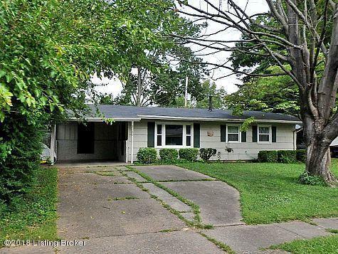 Single Family Home for Rent at 3120 Rosedale Blvd 3120 Rosedale Blvd Louisville, Kentucky 40220 United States