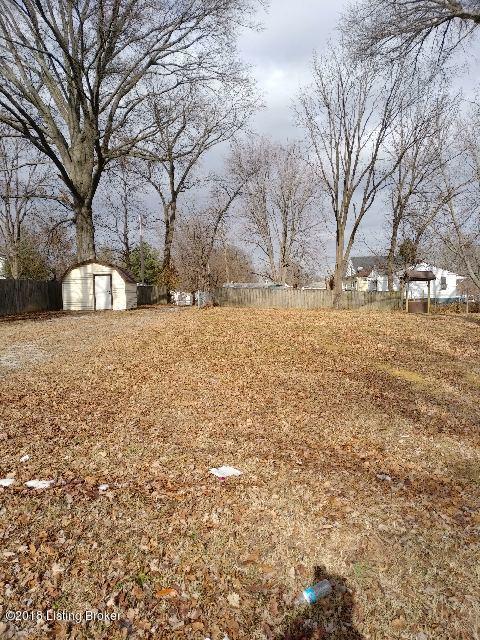 Land for Sale at 1609 Bluegrass 1609 Bluegrass Louisville, Kentucky 40215 United States