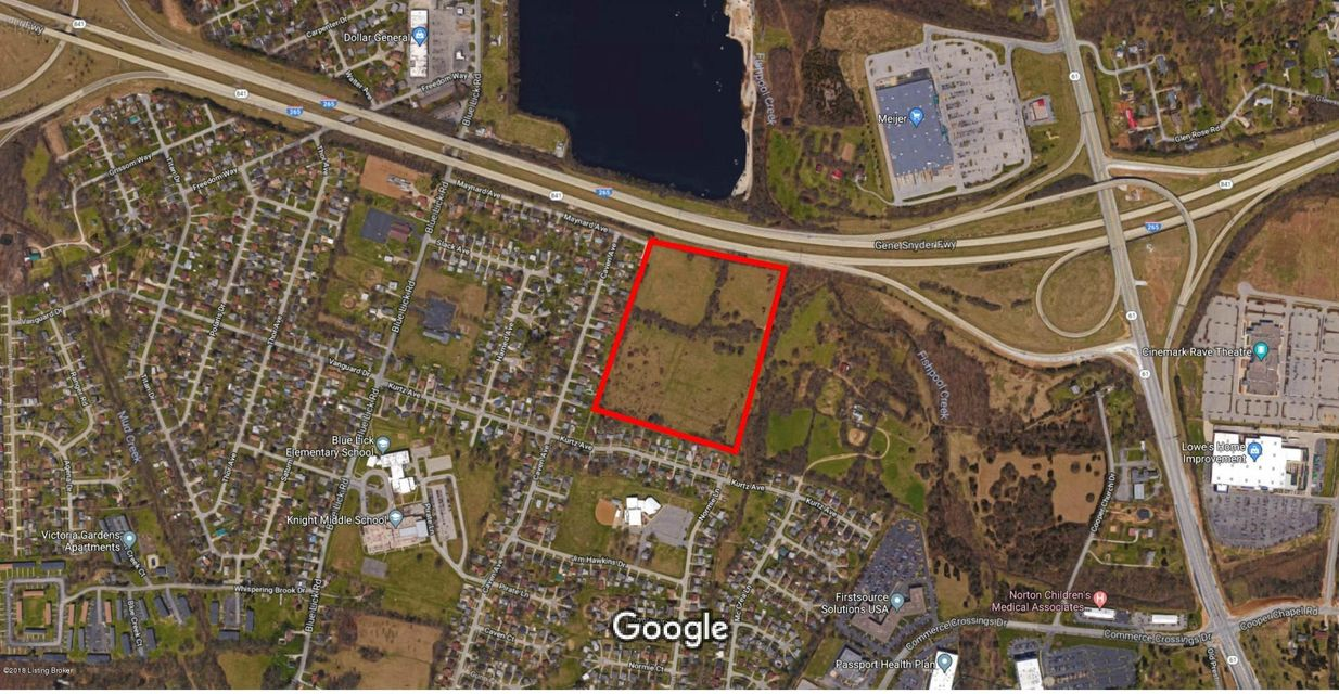 Land for Sale at 9701 Cooper Chapel 9701 Cooper Chapel Louisville, Kentucky 40229 United States