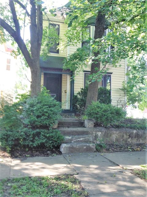 Single Family Home for Rent at 1335 Morton Avenue 1335 Morton Avenue Louisville, Kentucky 40204 United States