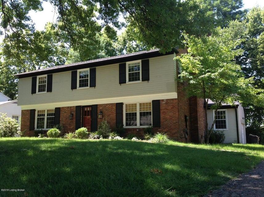 Single Family Home for Rent at 310 Buckingham Terrace 310 Buckingham Terrace Louisville, Kentucky 40222 United States