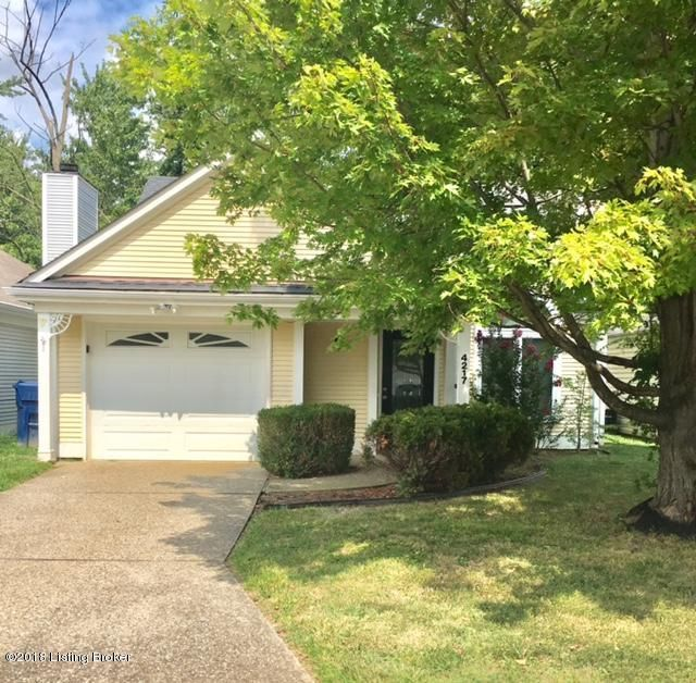 Single Family Home for Rent at 4217 Bay Pointe Drive 4217 Bay Pointe Drive Louisville, Kentucky 40214 United States