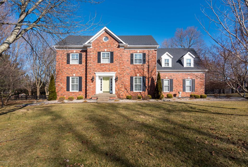 Single Family Home for Sale at 7714 Cambridge Court 7714 Cambridge Court Crestwood, Kentucky 40014 United States