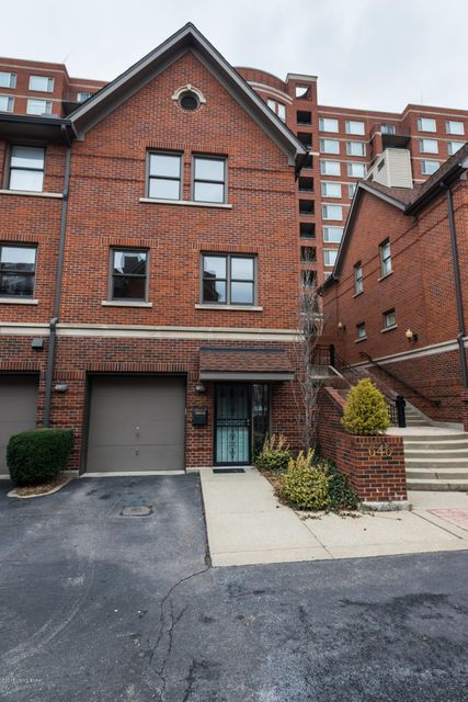 Condominium for Sale at 646 S 2nd Street 646 S 2nd Street Louisville, Kentucky 40202 United States
