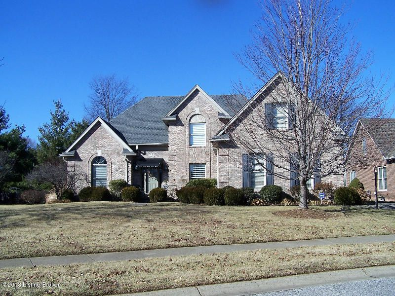 Single Family Home for Sale at 3900 Calgary Way 3900 Calgary Way Louisville, Kentucky 40241 United States