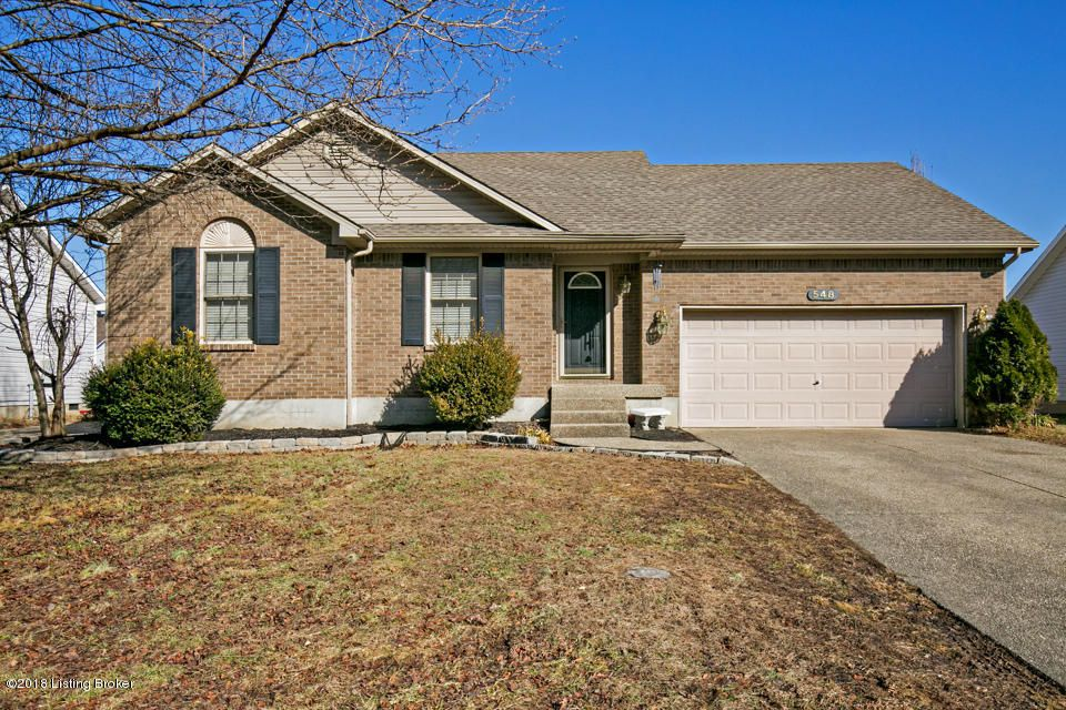 Single Family Home for Sale at 548 Reichmuth Lane 548 Reichmuth Lane Shepherdsville, Kentucky 40165 United States
