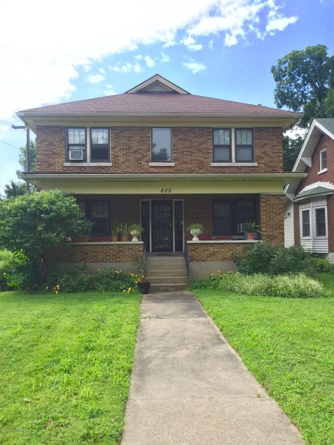 Single Family Home for Rent at 620 Eastern Pkwy 620 Eastern Pkwy Louisville, Kentucky 40217 United States