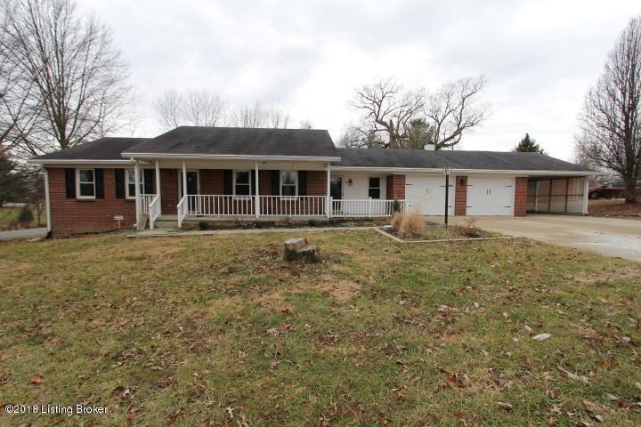 Single Family Home for Sale at 1011 Mary Elizabeth Lane 1011 Mary Elizabeth Lane Lawrenceburg, Kentucky 40342 United States
