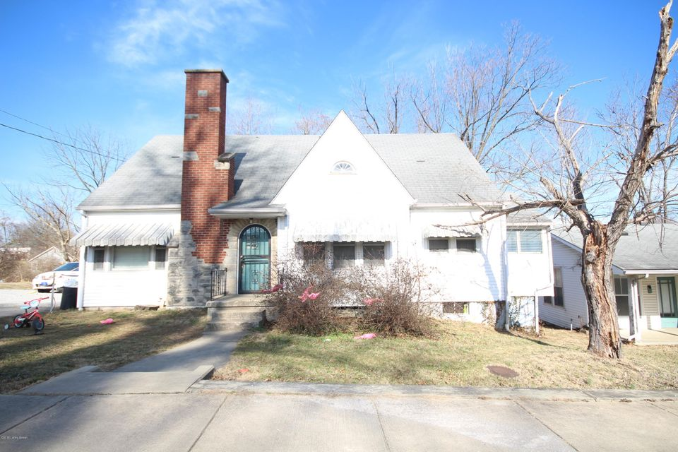Single Family Home for Sale at 409 Mill Street 409 Mill Street Leitchfield, Kentucky 42754 United States