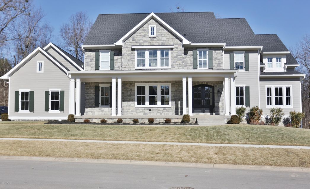 Single Family Home for Sale at 6714 Regal Road 6714 Regal Road Louisville, Kentucky 40222 United States