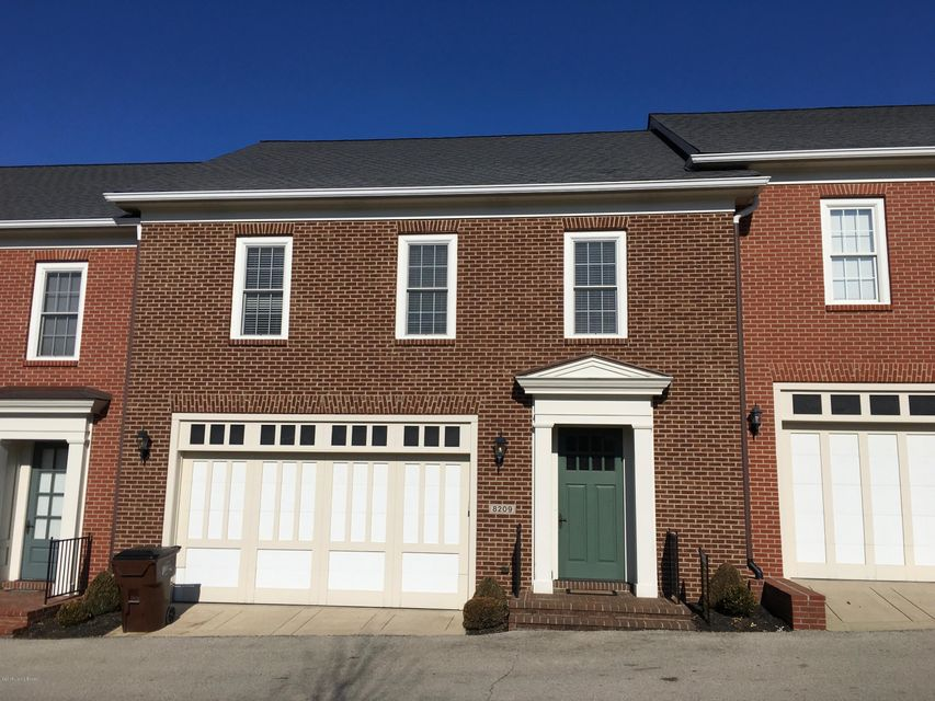 Condominium for Sale at 8209 Maris Court 8209 Maris Court Louisville, Kentucky 40241 United States