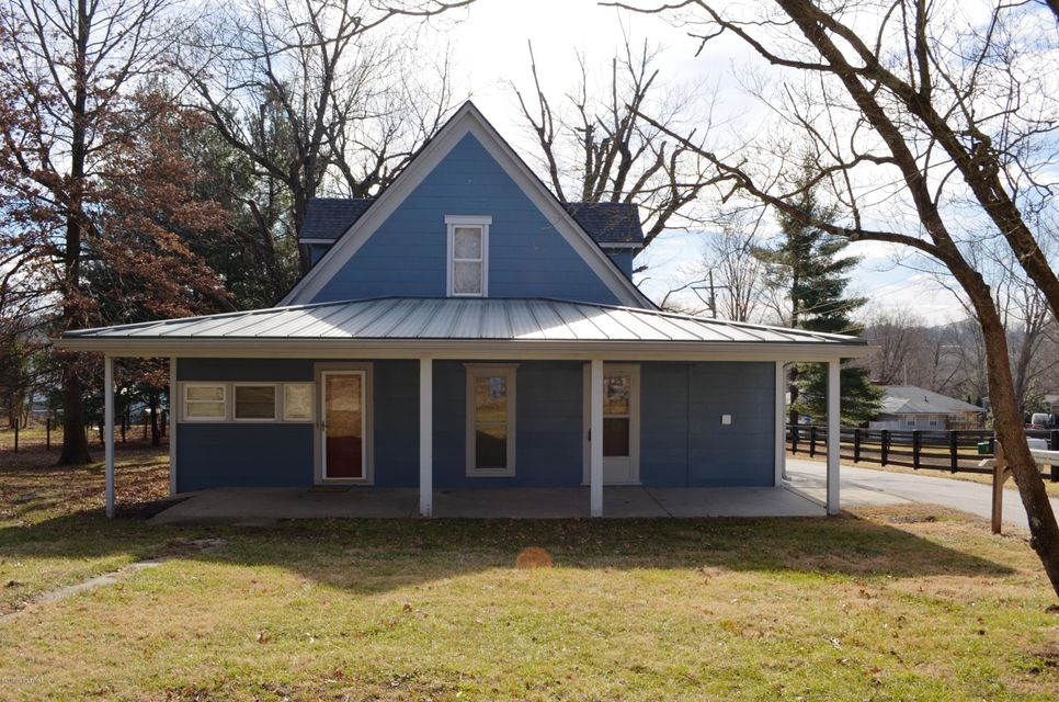 Single Family Home for Sale at 1740 Martin Road 1740 Martin Road Georgetown, Indiana 47122 United States