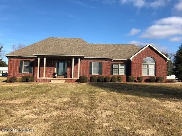 Single Family Home for Sale at 5810 Springfield Road 5810 Springfield Road Bardstown, Kentucky 40004 United States