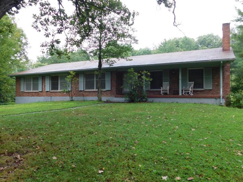 Single Family Home for Sale at 404 Moremen Road 404 Moremen Road Brandenburg, Kentucky 40108 United States