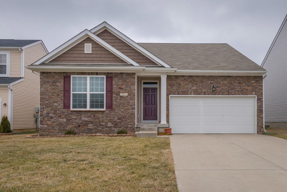 Single Family Home for Sale at 7804 Eclipse Driveake Drive 7804 Eclipse Driveake Drive Louisville, Kentucky 40228 United States