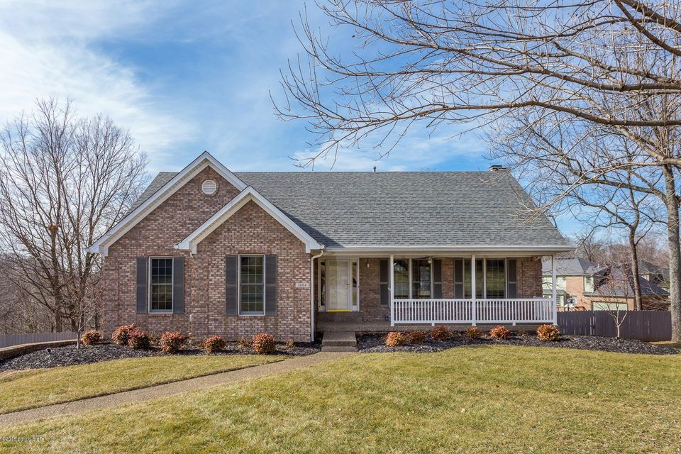 Single Family Home for Sale at 3604 Trail Creek Place 3604 Trail Creek Place Louisville, Kentucky 40241 United States