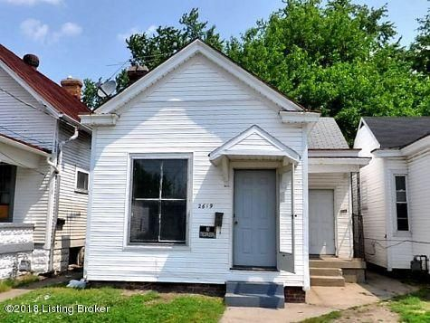 Single Family Home for Rent at 2619 Slevin Street 2619 Slevin Street Louisville, Kentucky 40212 United States