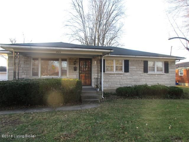 Single Family Home for Sale at 2324 ECTON Lane 2324 ECTON Lane Louisville, Kentucky 40216 United States