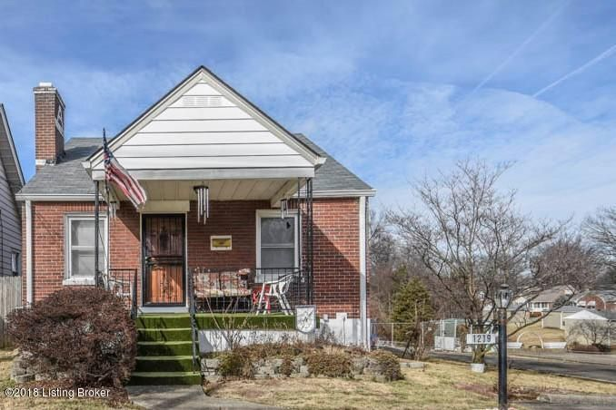 Single Family Home for Sale at 1219 Hess Lane 1219 Hess Lane Louisville, Kentucky 40217 United States