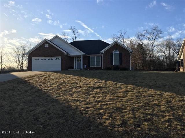 Single Family Home for Sale at 184 Summitt Drive 184 Summitt Drive Brandenburg, Kentucky 40108 United States