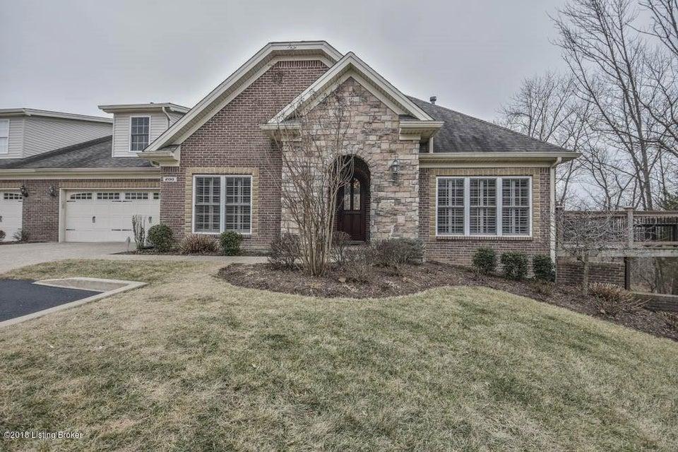 Condominium for Sale at 200 Chadwick Glen Place 200 Chadwick Glen Place Louisville, Kentucky 40245 United States