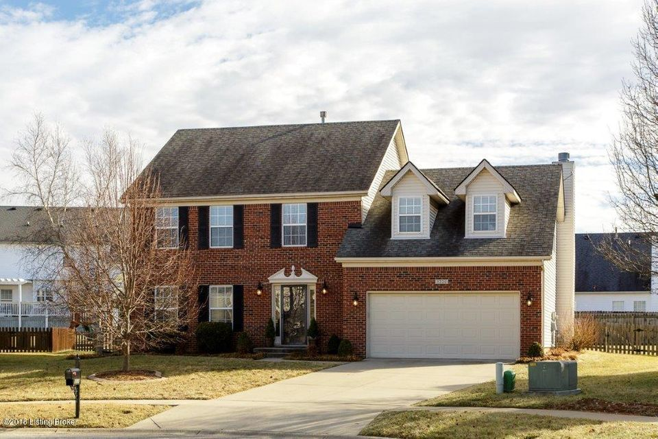 Single Family Home for Sale at 9220 Eminence Court 9220 Eminence Court Louisville, Kentucky 40059 United States