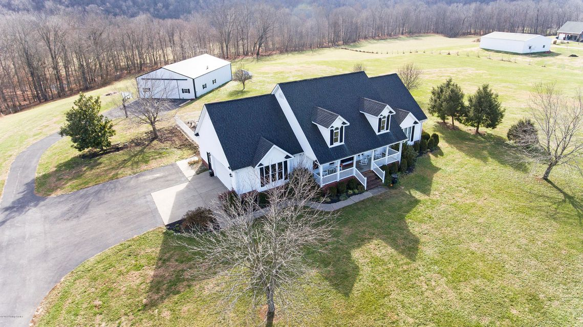 Single Family Home for Sale at 726 Brashears Point Road 726 Brashears Point Road Taylorsville, Kentucky 40071 United States