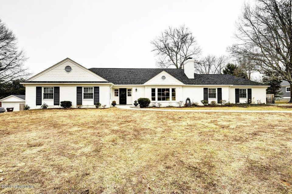 Single Family Home for Sale at 59 Harwood Road 59 Harwood Road Louisville, Kentucky 40222 United States