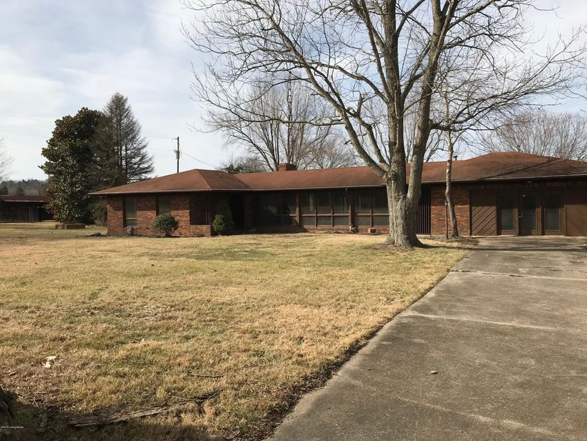 Single Family Home for Sale at 1380 Cave Creek Road 1380 Cave Creek Road Falls Of Rough, Kentucky 40119 United States