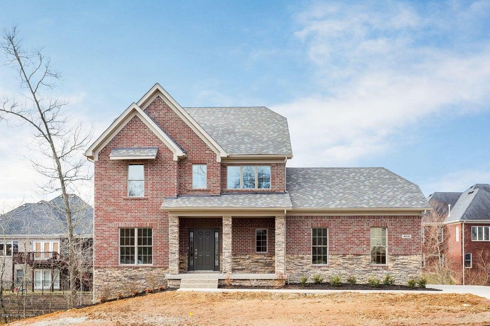 Single Family Home for Sale at 4510 Razor Creek Way 4510 Razor Creek Way Louisville, Kentucky 40299 United States
