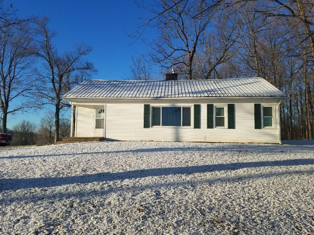 Single Family Home for Sale at 4635 Fackler Road 4635 Fackler Road Webster, Kentucky 40176 United States
