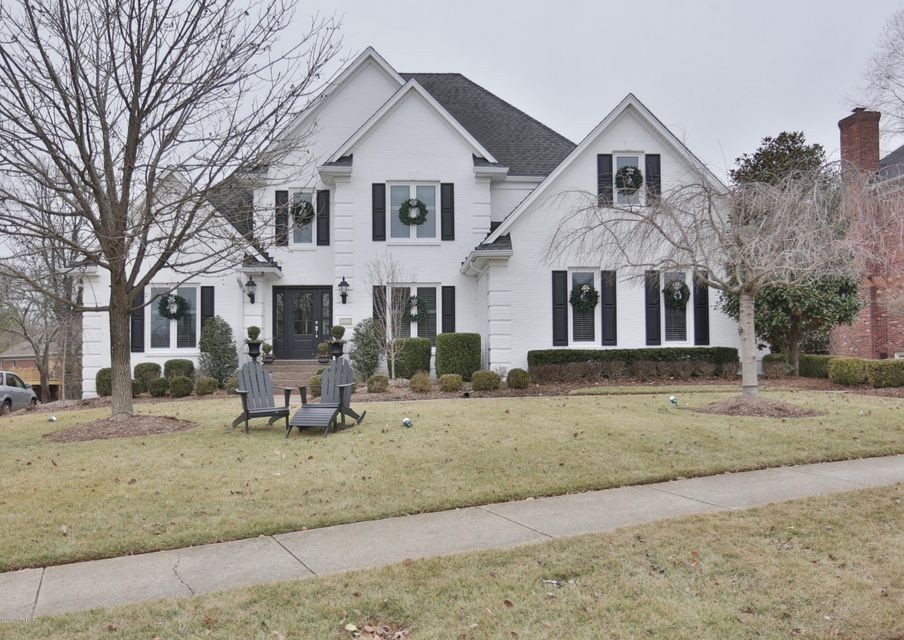 Single Family Home for Sale at 913 Woodland Heights Drive 913 Woodland Heights Drive Louisville, Kentucky 40245 United States