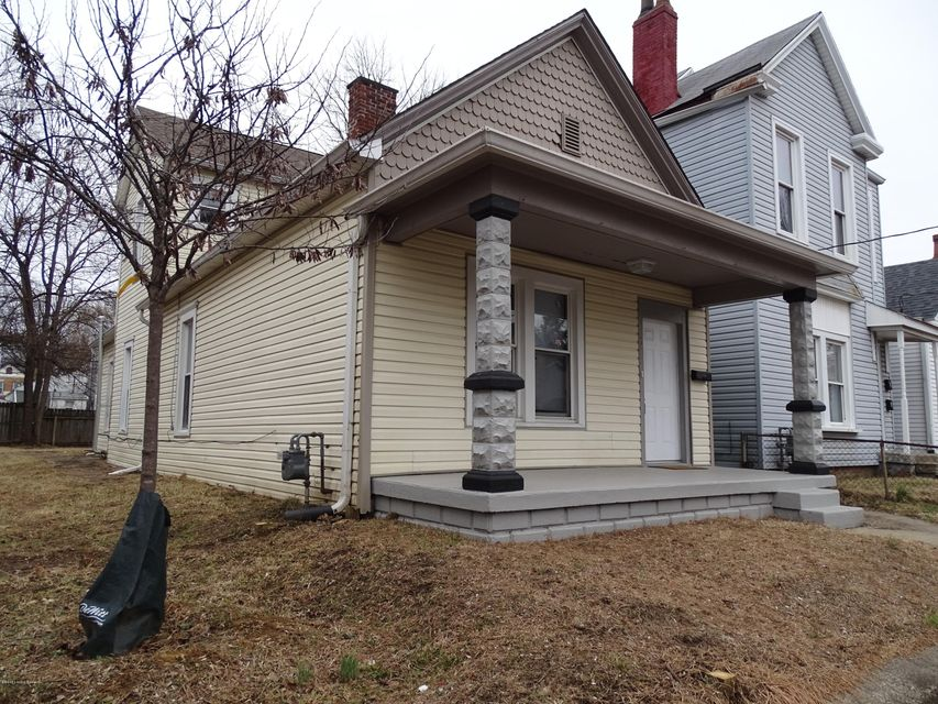 Single Family Home for Sale at 511 E Ormsby Avenue 511 E Ormsby Avenue Louisville, Kentucky 40203 United States
