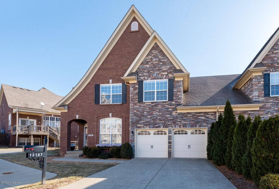 Condominium for Sale at 13127 Wilhoyte Court 13127 Wilhoyte Court Prospect, Kentucky 40059 United States