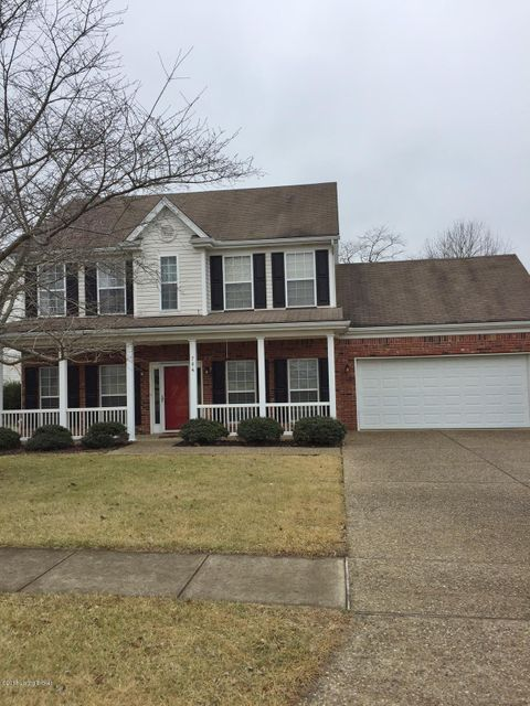 Single Family Home for Rent at 704 Eastgate Village Place 704 Eastgate Village Place Louisville, Kentucky 40223 United States